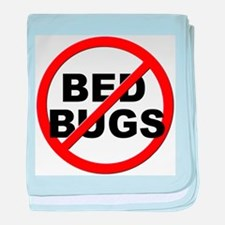 Anti / No Bed Bugs baby blanket