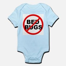 Anti / No Bed Bugs Infant Bodysuit