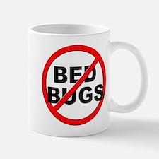 Anti / No Bed Bugs Mug