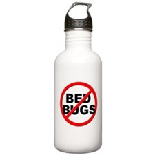 Anti / No Bed Bugs Water Bottle
