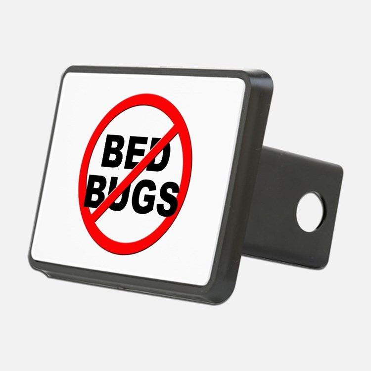 Anti / No Bed Bugs Hitch Cover