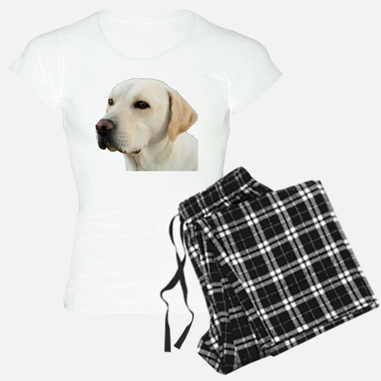 Yellow Lab Head pajamas