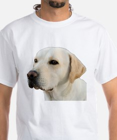 Yellow Lab Head Shirt
