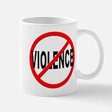 Anti / No Violence Mug