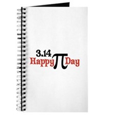 Happy Pi Day 3.14 March Journal