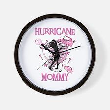 HuRRiCaNe MoMMy Wall Clock