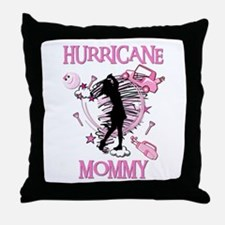 HuRRiCaNe MoMMy Throw Pillow
