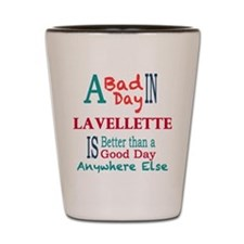 Lavallette Shot Glass