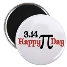 "Happy Pi Day 3.14 March 2.25"" Magnet (100 pack)"