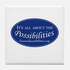 Possibilities Tile Coaster