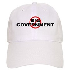 Anti / No Big Government Baseball Cap
