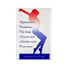 Gymnastics Magnet - Mind