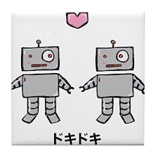 Robot Love - Doki Doki Tile Coaster