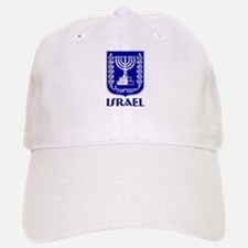 """""""Israel"""" Coat of Arms Baseball Baseball Cap"""