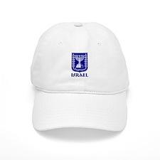 """Israel"" Coat of Arms Baseball Cap"