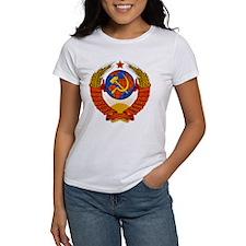 Soviet Union Coat of Arms Tee