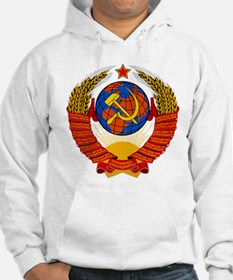 Soviet Union Coat of Arms Hoodie