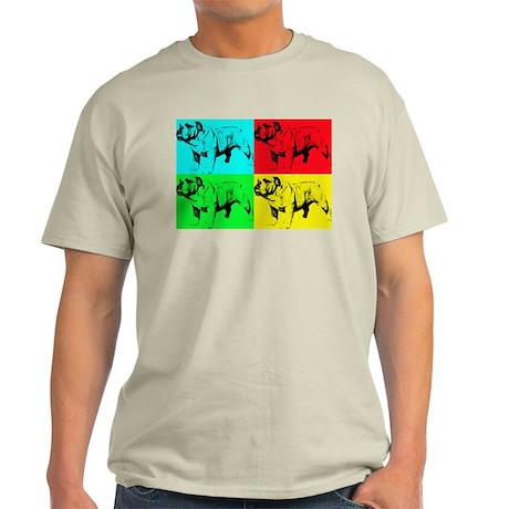 Pop Bulldog2 Light T-Shirt