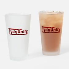 TydyUnify - Red Drinking Glass