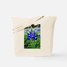 Lonestar Bluebonnet Tote Bag