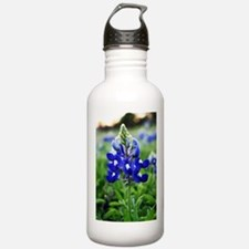 Lonestar Bluebonnet Water Bottle