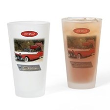1957 Skyliner Drinking Glass