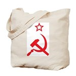 Star, Hammer and Sickle Tote Bag