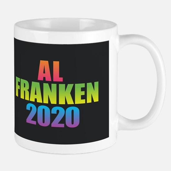 All Franken 2020 Rainbow Mugs