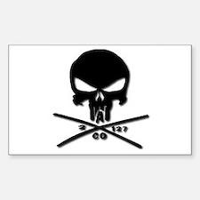 Punisher Logo 1 Decal