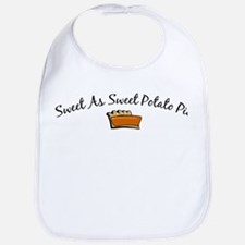 Sweet As Sweet Potato Pie Bib