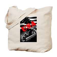 """USA"" Tote Bag"