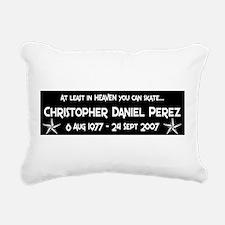 CDP12S8WHT.png Rectangular Canvas Pillow