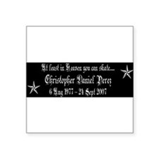 """CDP9Z1WHT.png Square Sticker 3"""" x 3"""""""