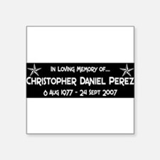 """CDP6S8WHT.png Square Sticker 3"""" x 3"""""""