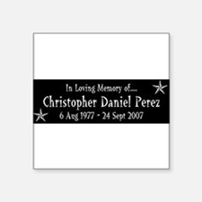 """CDP3Y1WHT.png Square Sticker 3"""" x 3"""""""