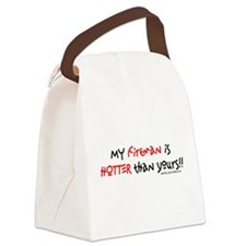 HOTTER1_PP.png Canvas Lunch Bag