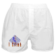I Climb Boxer Shorts