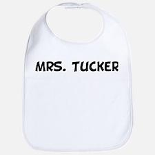 Mrs. Tucker Bib