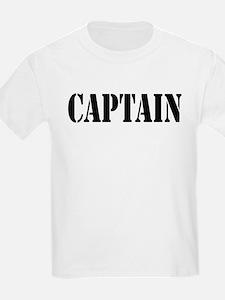 Captain Kids T-Shirt