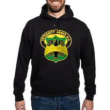 USA 22nd Military Police Battalion Hoodie