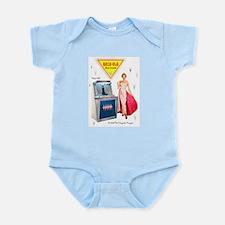 Model 1488 Regis Infant Creeper