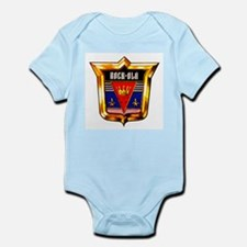 Rock-ola Crest Infant Creeper
