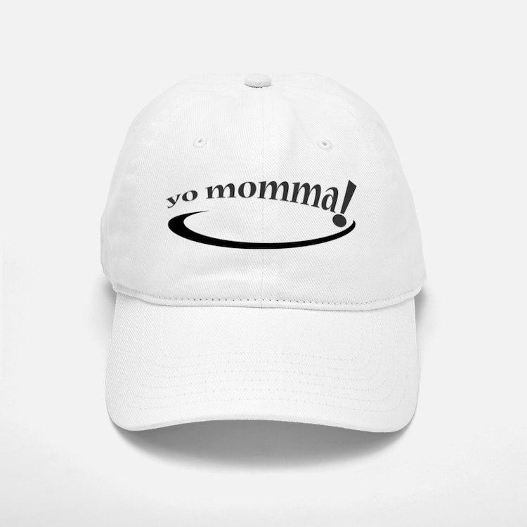 Yo Momma! Baseball Baseball Cap