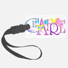 CLAIRE_1.jpg Luggage Tag