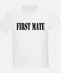 First Mate Kids T-Shirt