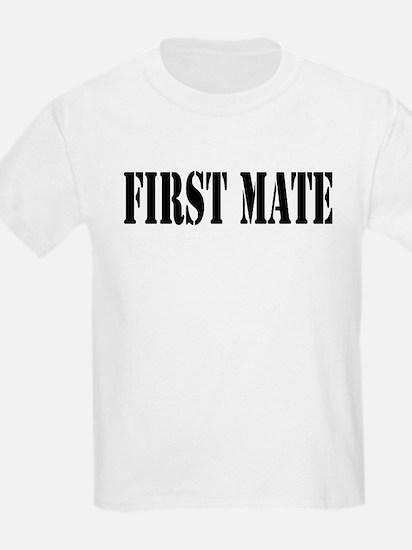 First Mate Kids T-Shirt