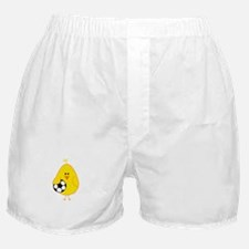 Soccer Chick Boxer Shorts