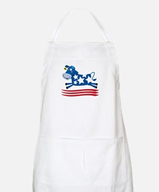 Proud Cow Leaping: BBQ Apron