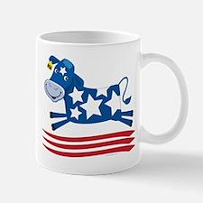 Proud Cow Leaping: Mug