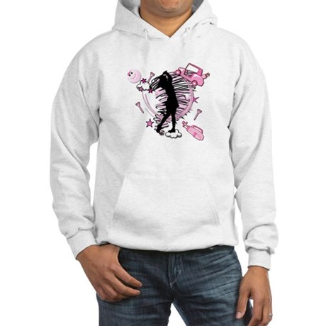 TEED OFF! GOLFER Hooded Sweatshirt